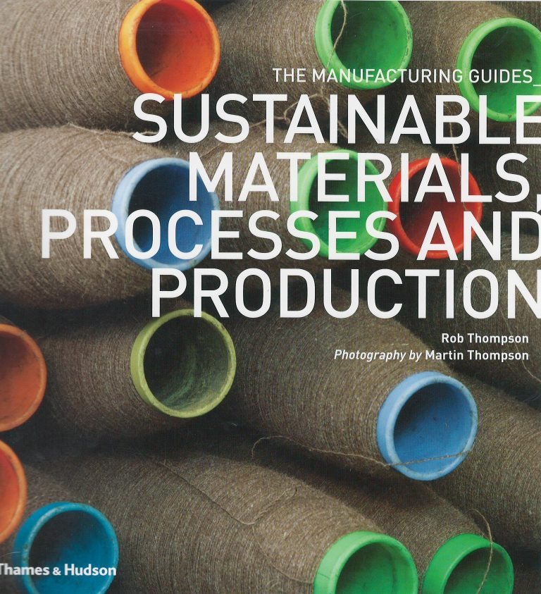 Sustainable Materials, Processes and Production – the Manufacturing Guides