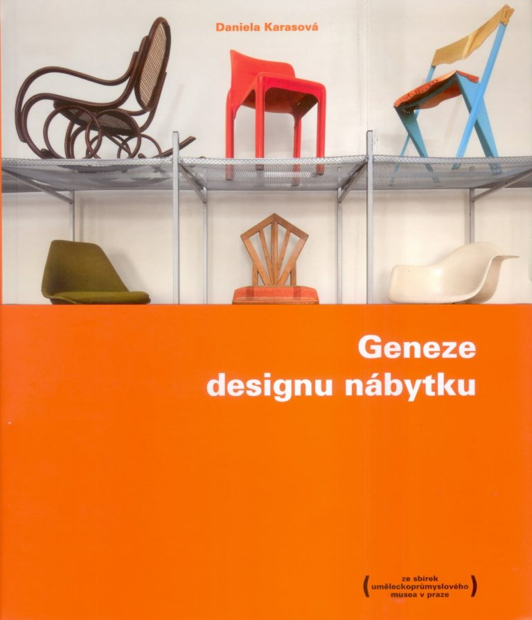 GDN – geneze designu nábytku