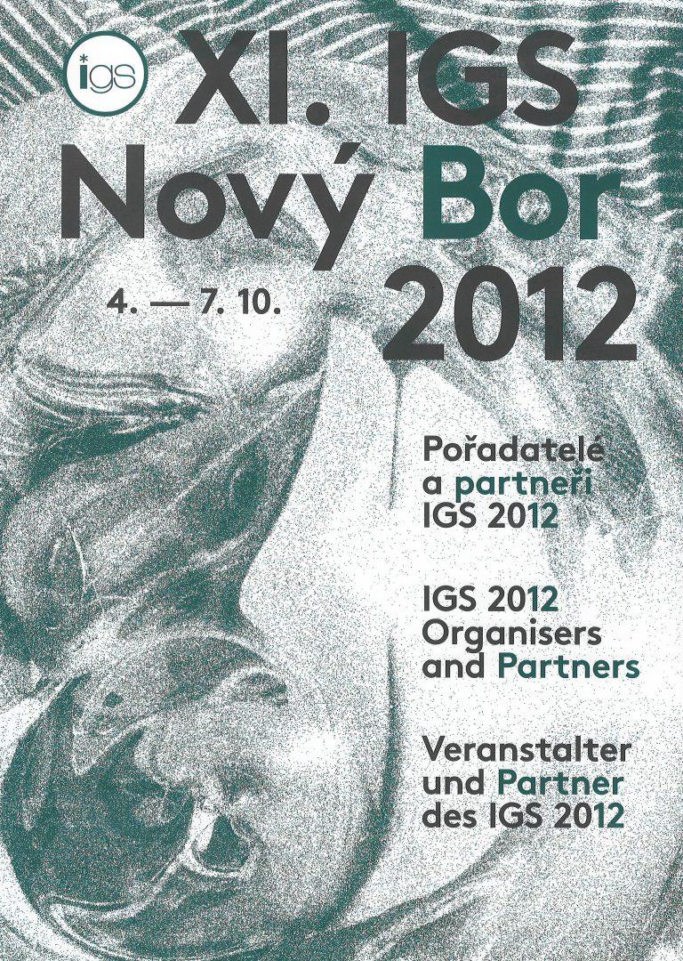 Mezinárodní sklářské sympozium – 4.-7.10.2012