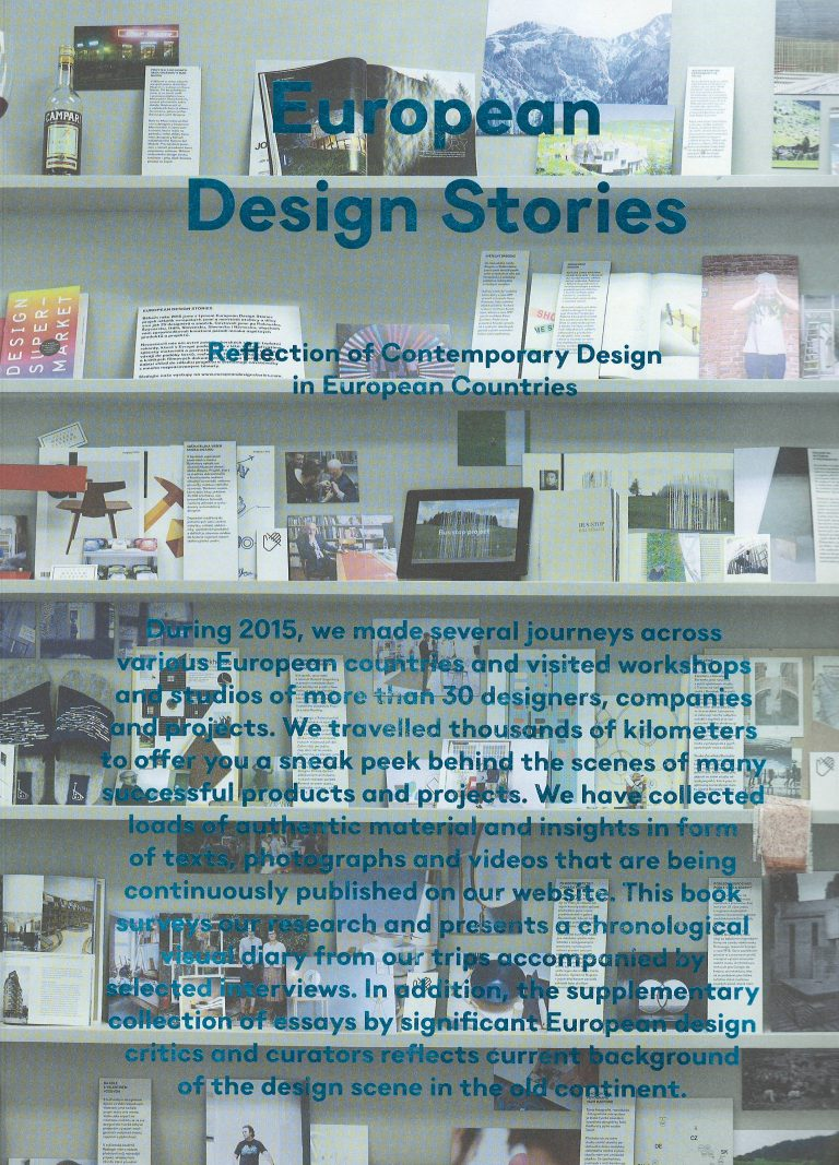 European design Stories – reflection of contemporary design in european countries