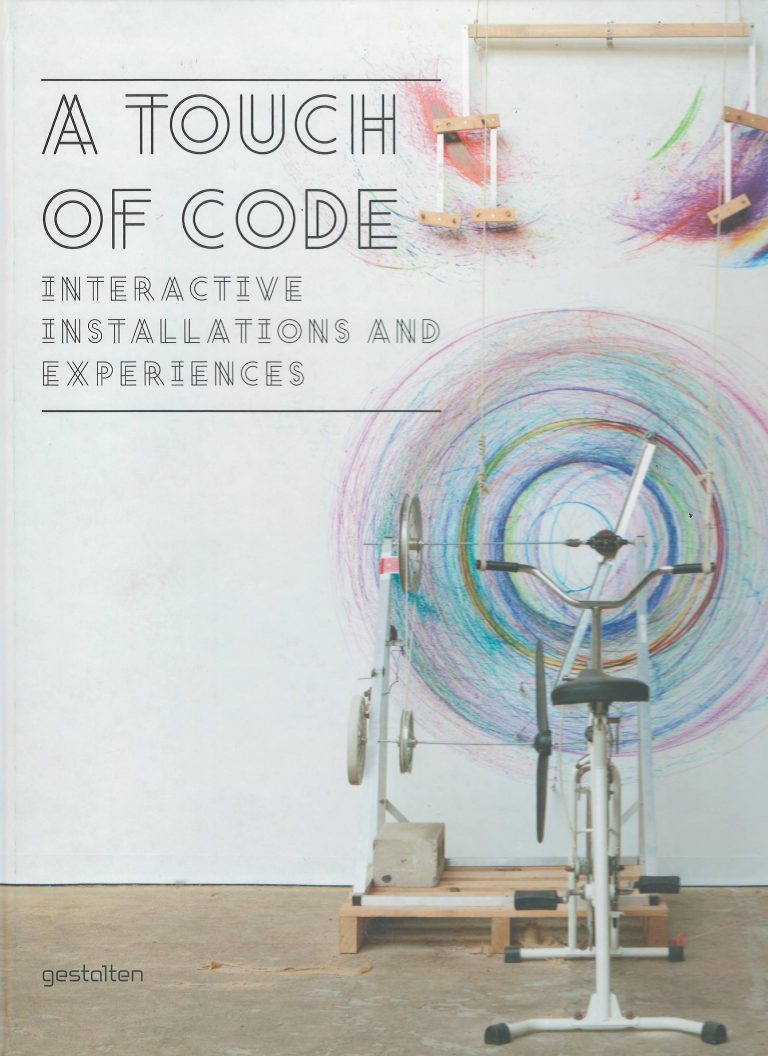 A Touch of Code – interactive installations and experiences