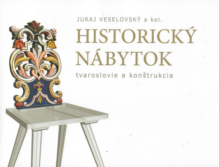 Historický nábytok – tvarovanie a konštrukcia