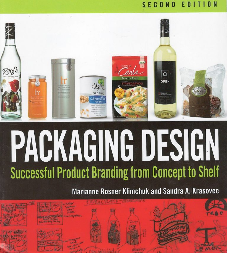 Packaging Design – successful product branding from conceot to shelf