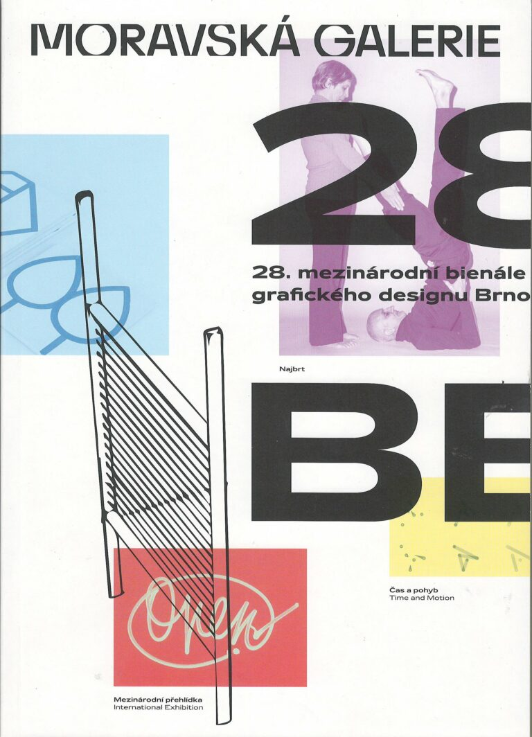 28. mezinárodní bienále grafického designu Brno 2018 – 10.5.-26.8.2018