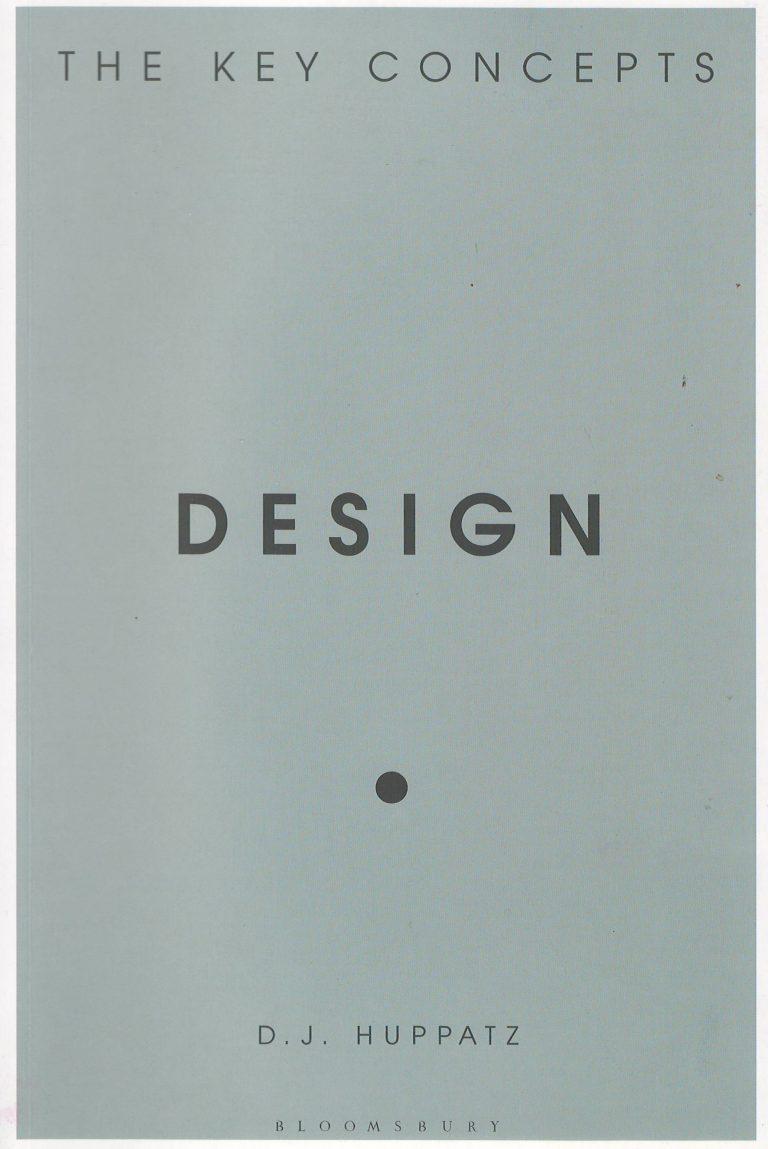 Design – the Key Concepts