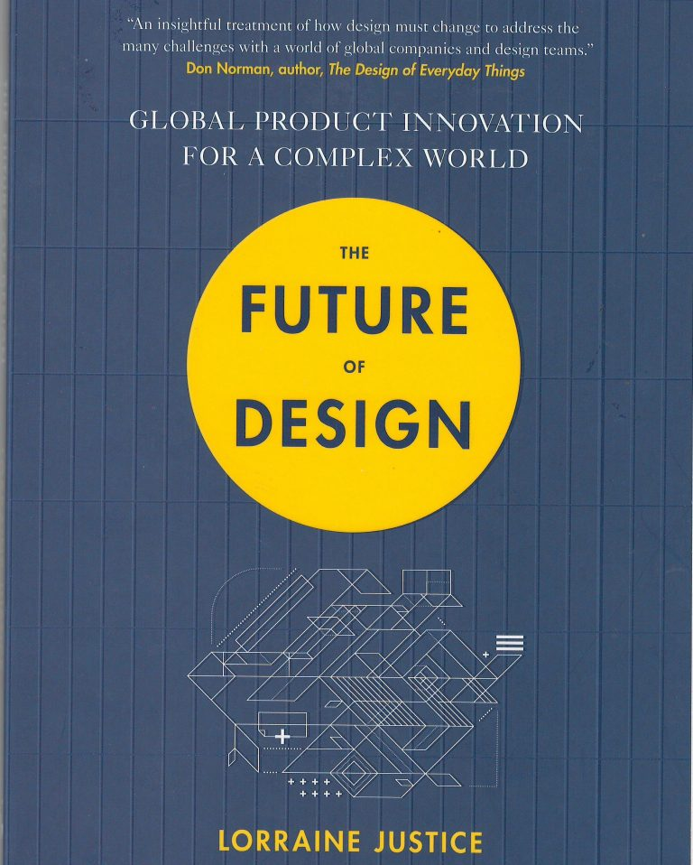 The Future of Design – global produst innovation for a compex world