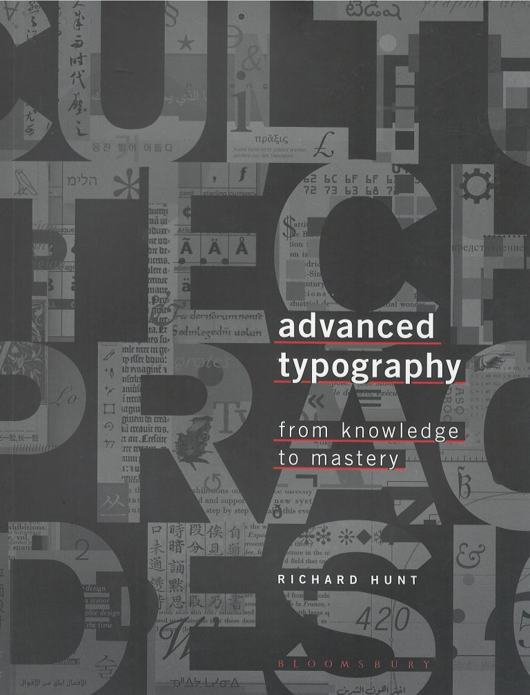 Advanced typography – from knowledge to mastery