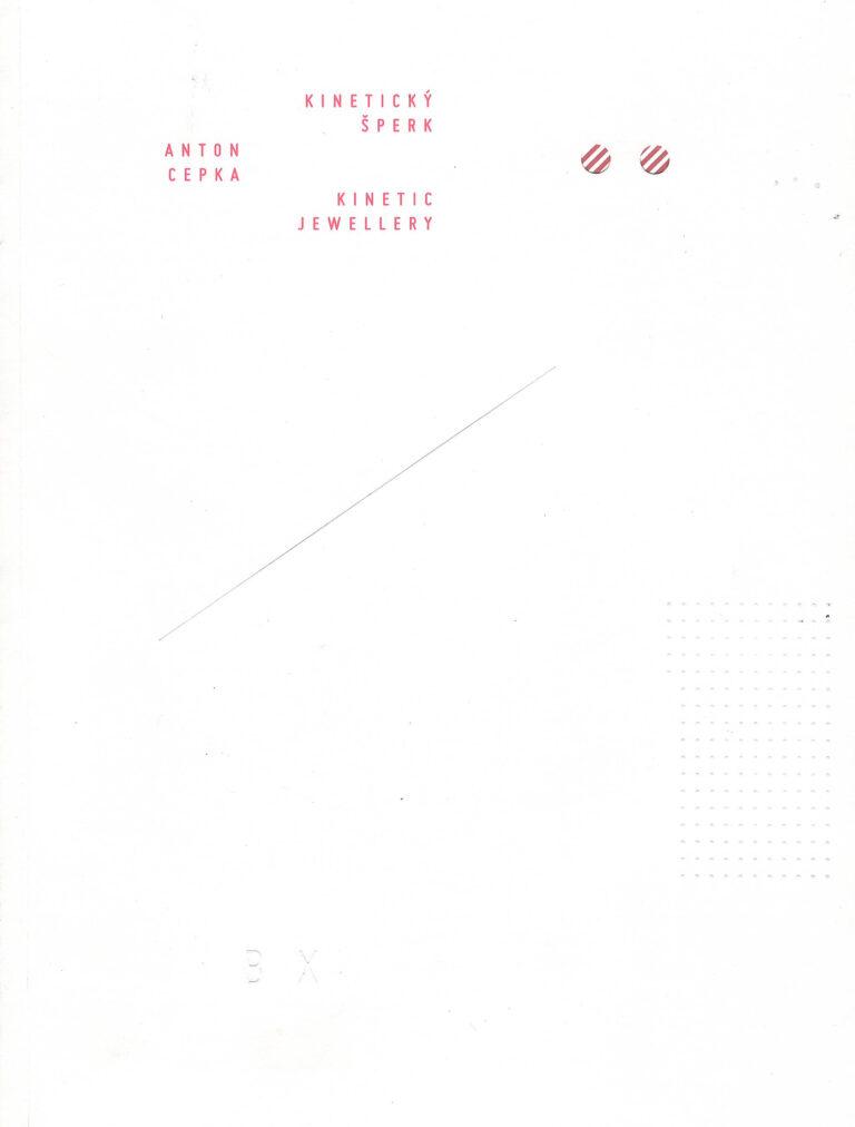 Kinetický šperk – Anton Cepka