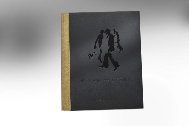 Monografia Milan Paštéka
