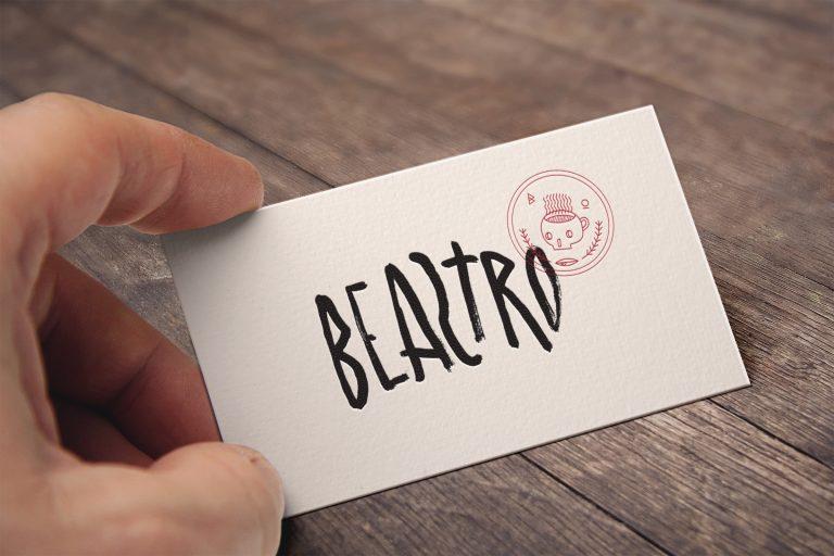 Logo Beastro bar