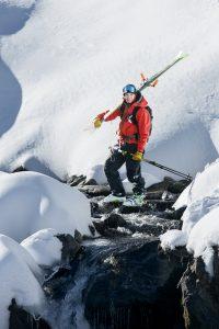 Forest Skis / LOTOR – lyže Forest Skis, model LOTOR s hybridnou geometriou