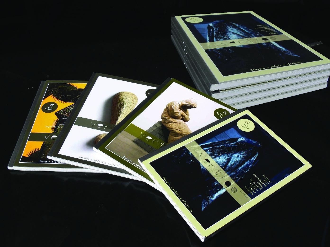 VERTIGO casopis o poézii a básnikoch