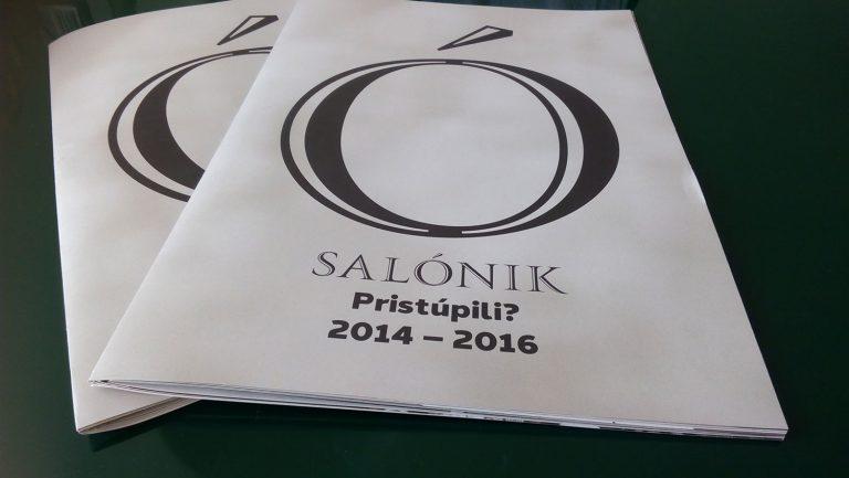 SALÓNIK katalog 2014-2016