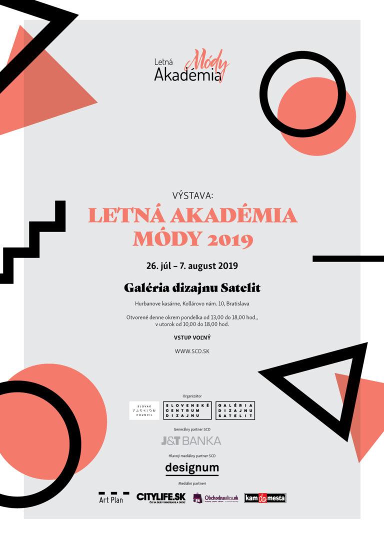 Letná akadémia módy 2019