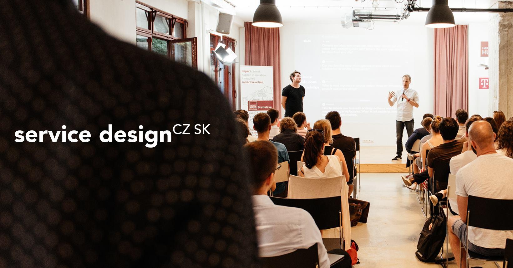 service design czsk