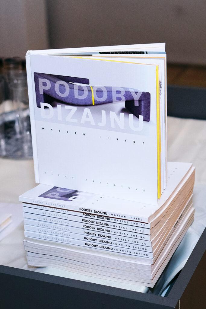 Kniha Podoby dizajnu