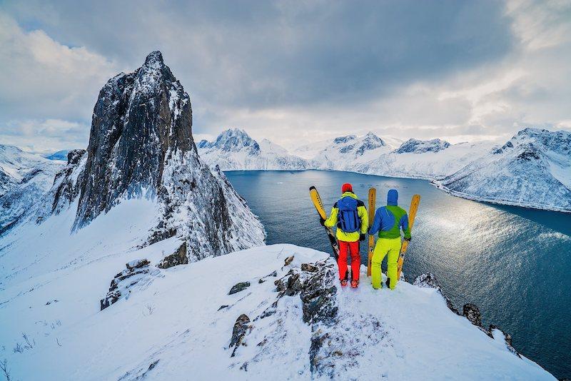 Forest Skis v Nórsku