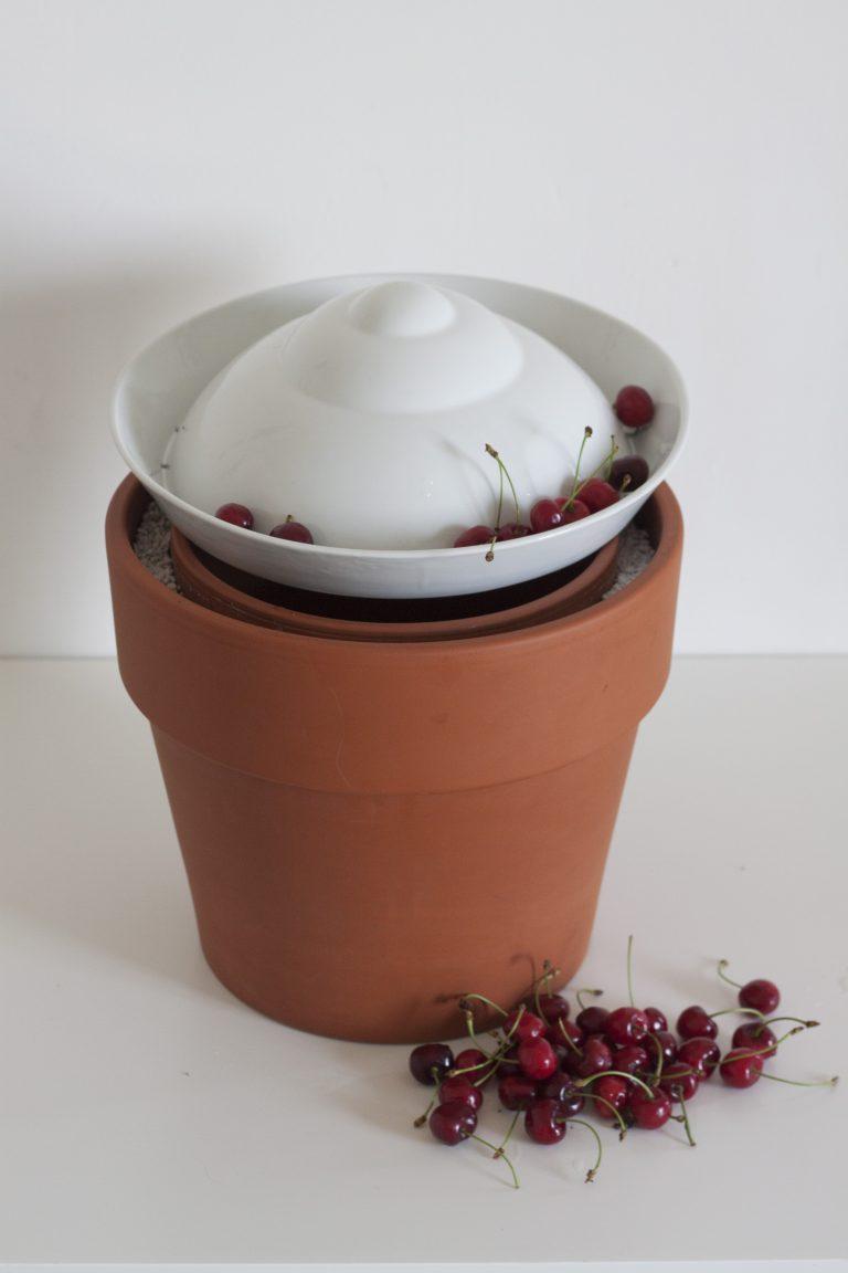 Chladiaca nádoba