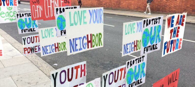 Workshop Echo Youth – virtuálny protest