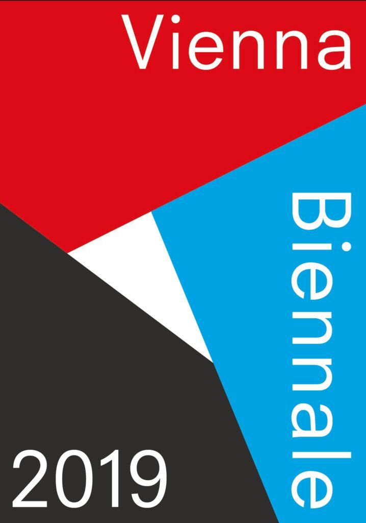 Logo Vienna Biennale 2019. © buero bauer