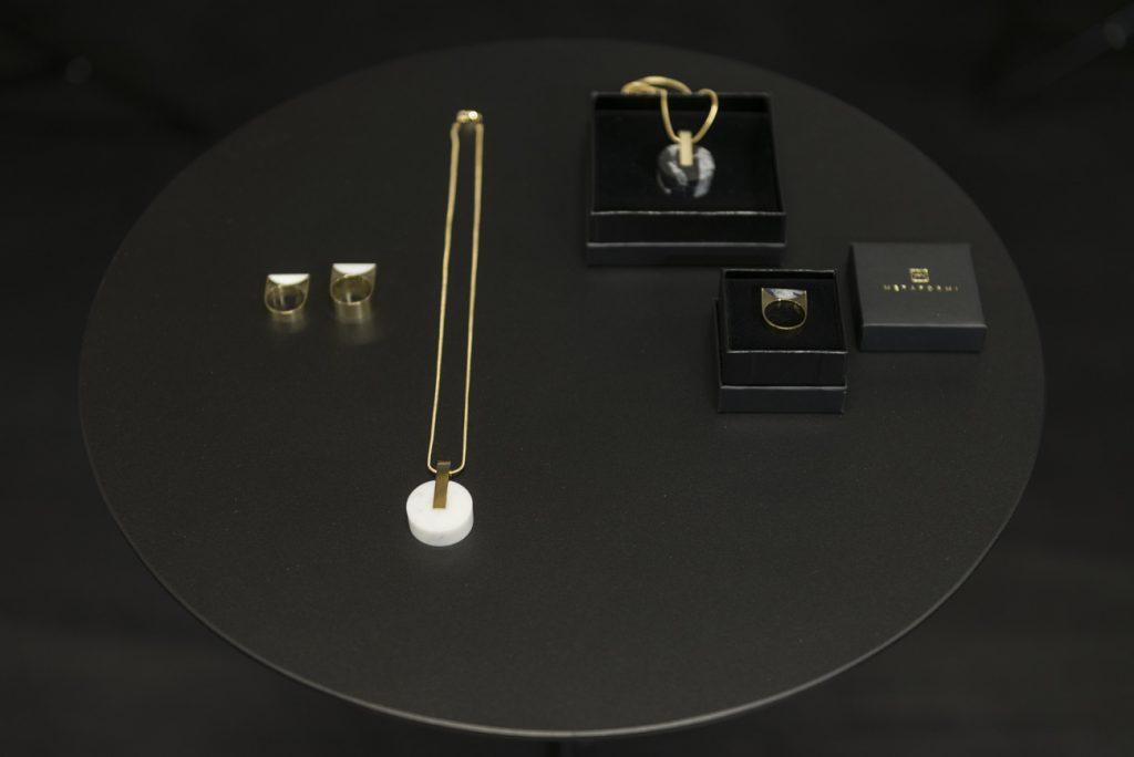 Tatiana Lesajová: Metamorfi, kolekcia šperkov