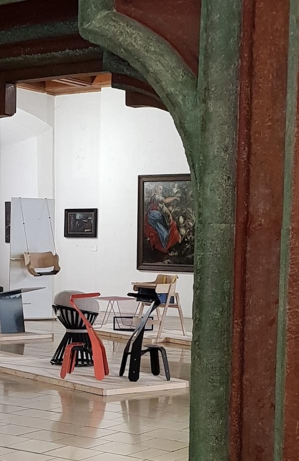 Výstava vpriestoroch Slovenskej národnej galérie na Zvolenskom zámku, Foto Elena Farkašová