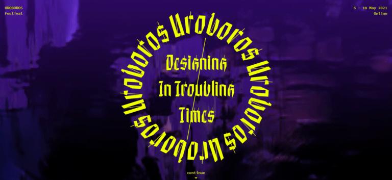 Dizajn v znepokojivej dobe