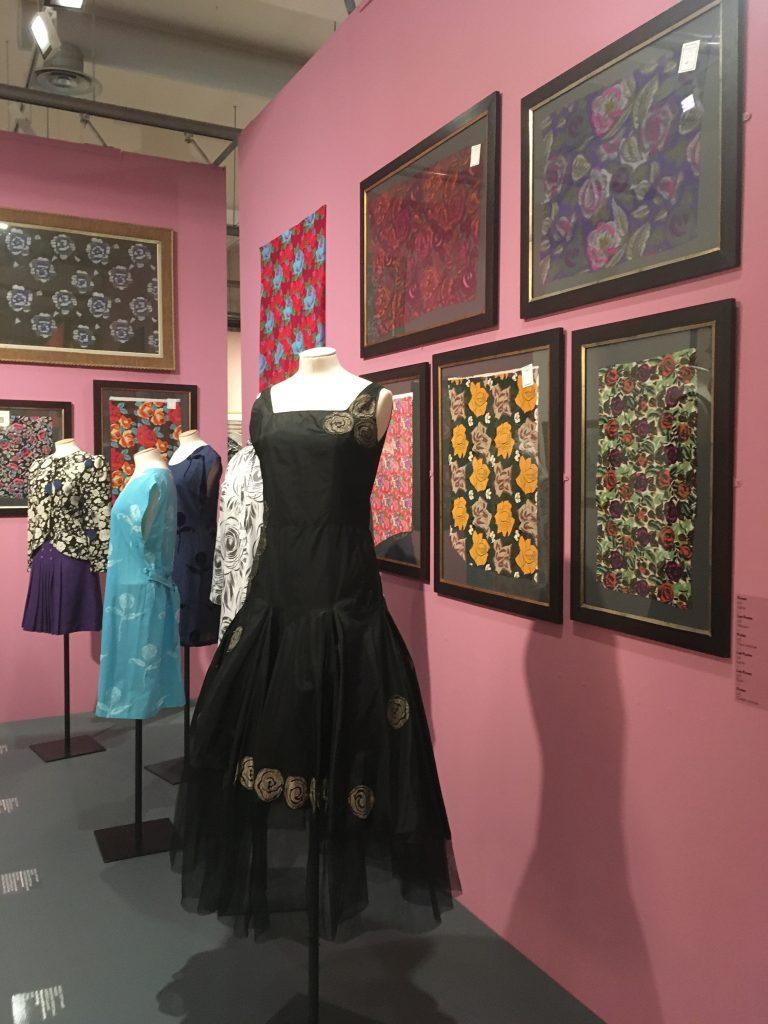 Pohľad do výstavy v Múzeu umení v Quimper