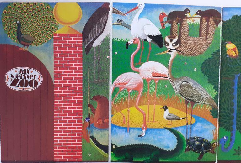 Jan Meisner: ZOO, leporelo, 1984