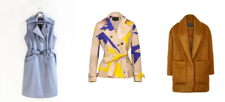 Lay Sedláková: Keď máš dobrý kabát