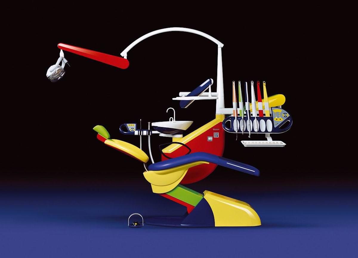 Ferdinad Chrenka, Stomatologické kreslo SK 1.01 radu Smile, Národná cena za dizajn 2001