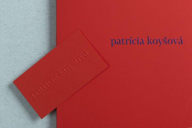 Katalóg Patrícia Koyšová
