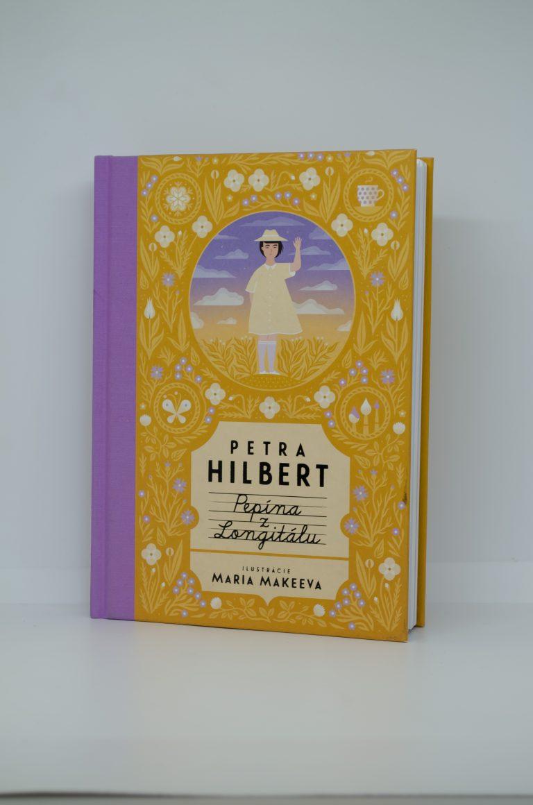 Petra Hilbert: Pepína z Longitálu