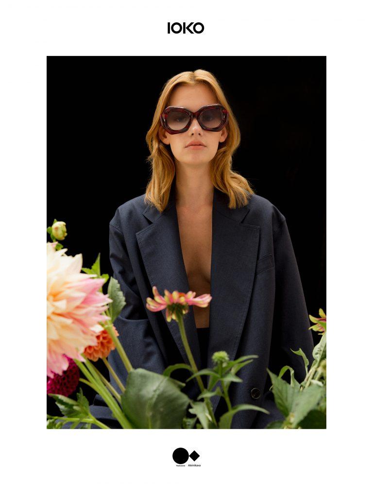 IOKO & NA SUMMER 2019  - Kolekcia ručne vyrábaných okuliarov z bavlneného acetátu- Kampaň