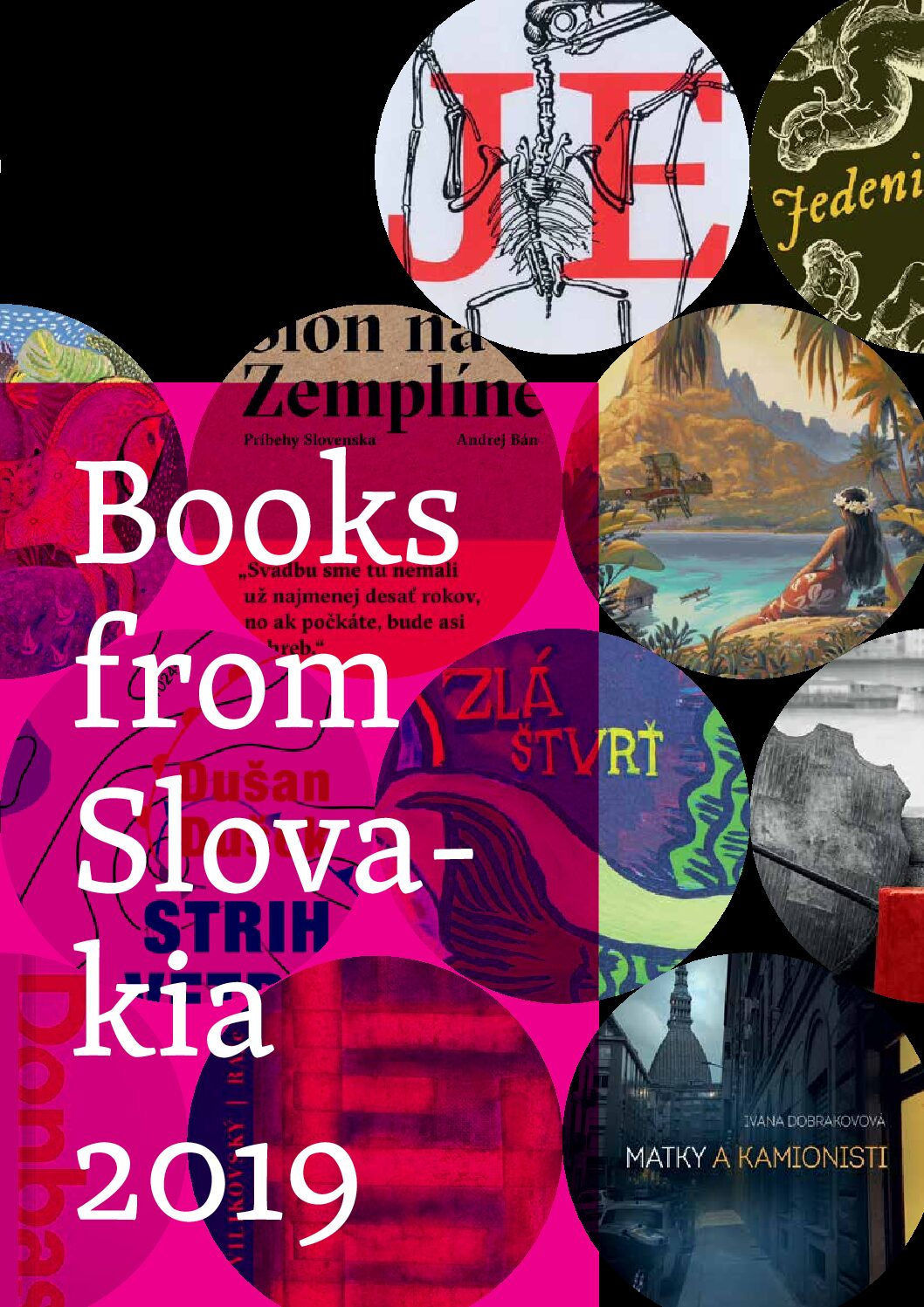 Books from Slovakia