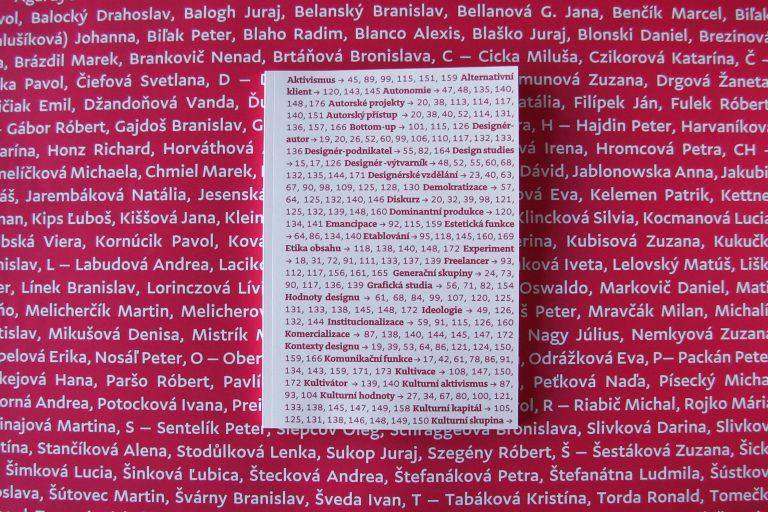 Nejasná identita / Diskurz grafického dizajnu: Absolventi Vysokej školy výtvarných umení v Bratislave po roce 1989