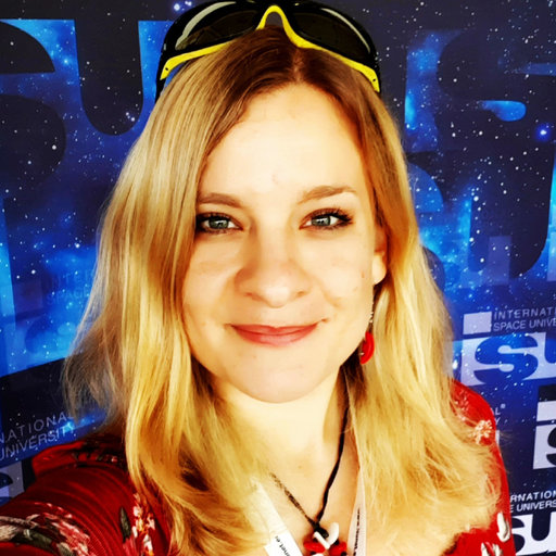 Michaela Musilová, astrobiologička (Sk/USA)