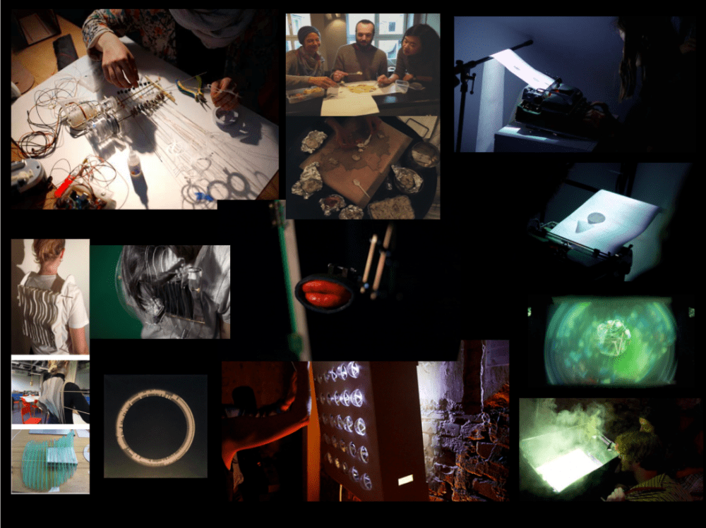 Reprodukované s povolením School of Machines, Making & Make-Believe a Rachel Uwa