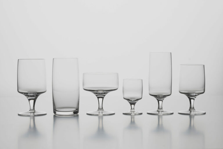Kolekcia 6 kusov pohárov LR 1503, replika