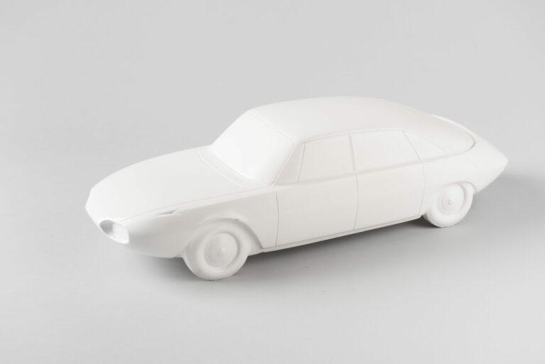 Model; Automobil Tatra 603 X