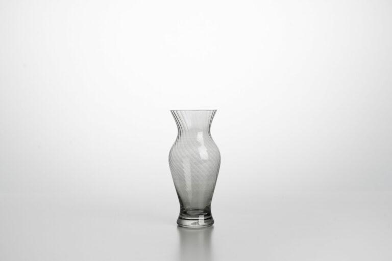 Fľaša a váza fúkaná do optišovej formy