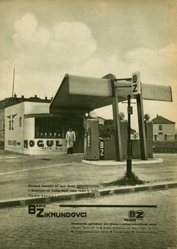 Z časopisu Autoklub, č. 5/1941. Foto: Maroš Schmidt
