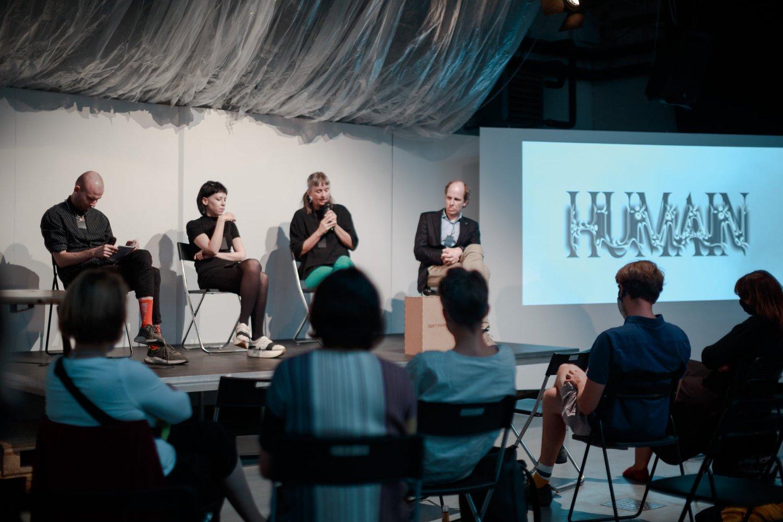 Panelová diskusia na konferencii Humain 2020. Foto: archív Humain
