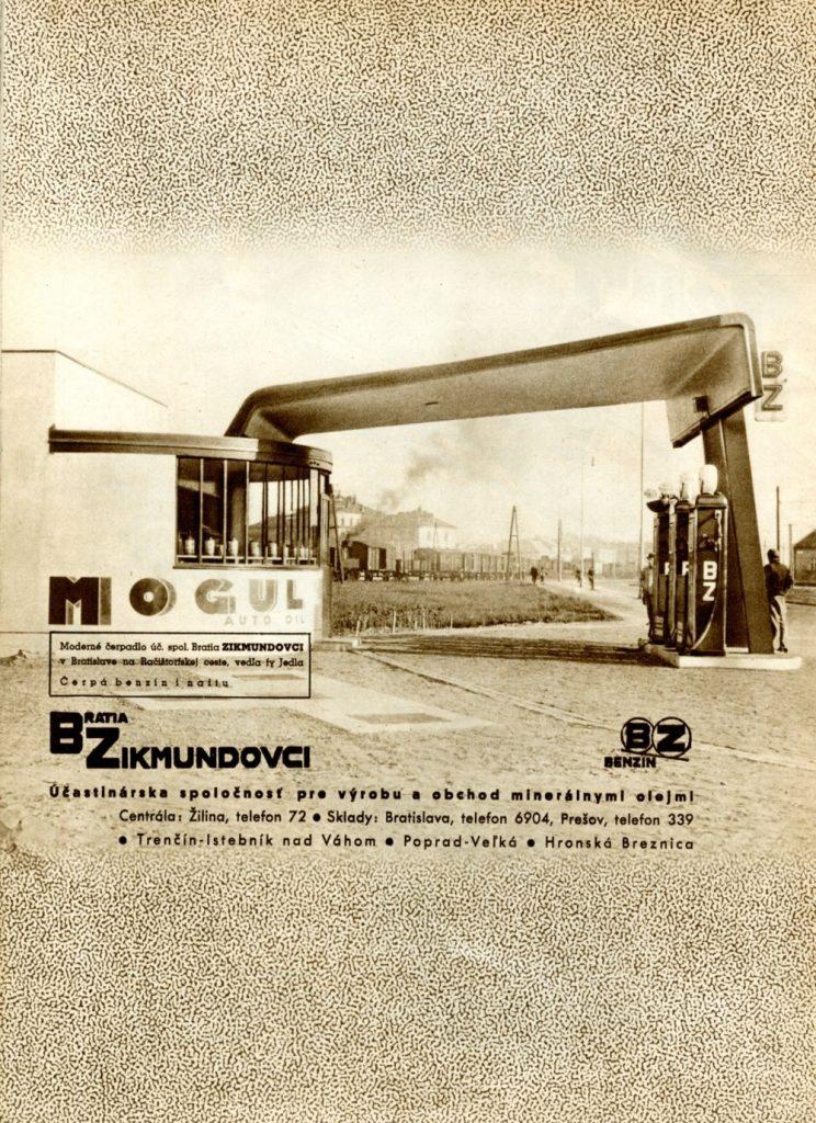 Z časopisu Autoklub, č. 6/1941. Foto: Maroš Schmidt