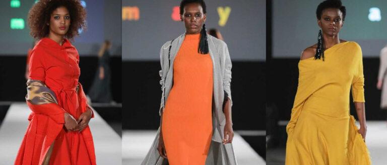 Mária Štraneková – Vienna Fashion Week 2020
