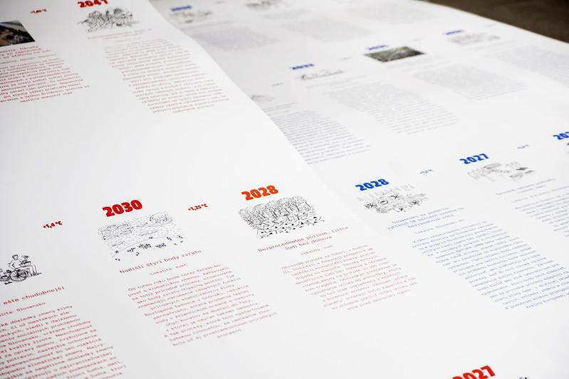 Výstava VOLBA2025.WORLD, Nová Cvernovka, Bratislava, Foto: Michal Líner
