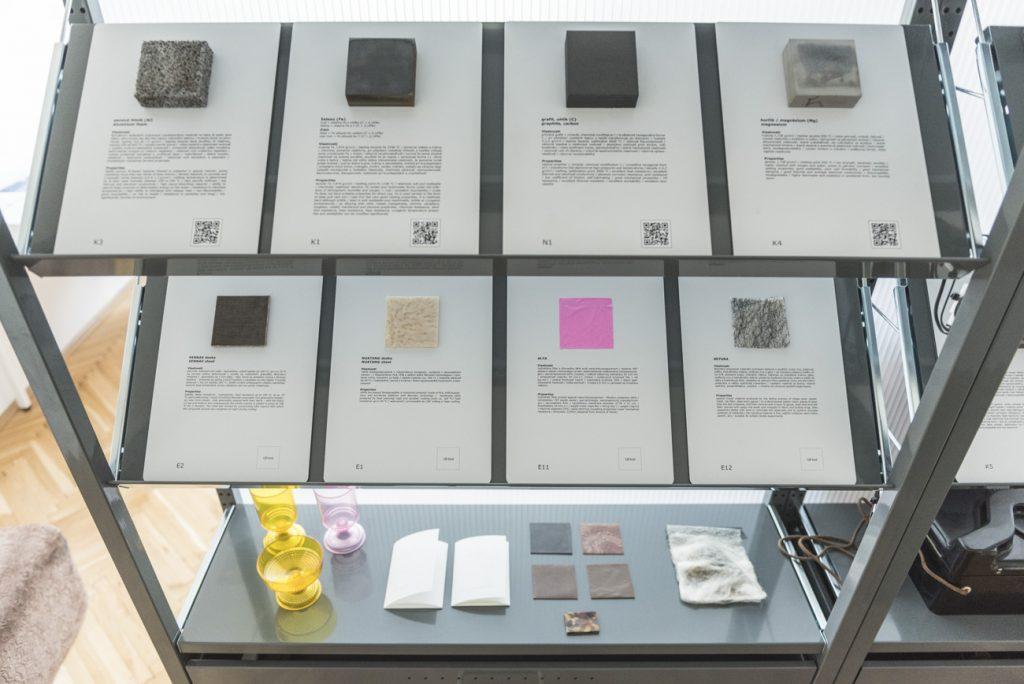 Knižnica materiálov v Hurbanových kasárňach. Foto: archív SCD