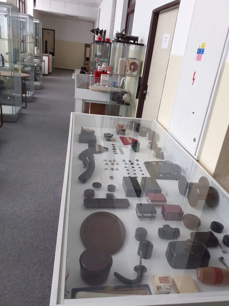 Priestory Slovenského múzea dizajnu – produktový dizajn. Február 2021. Foto: Silvia Kružliaková