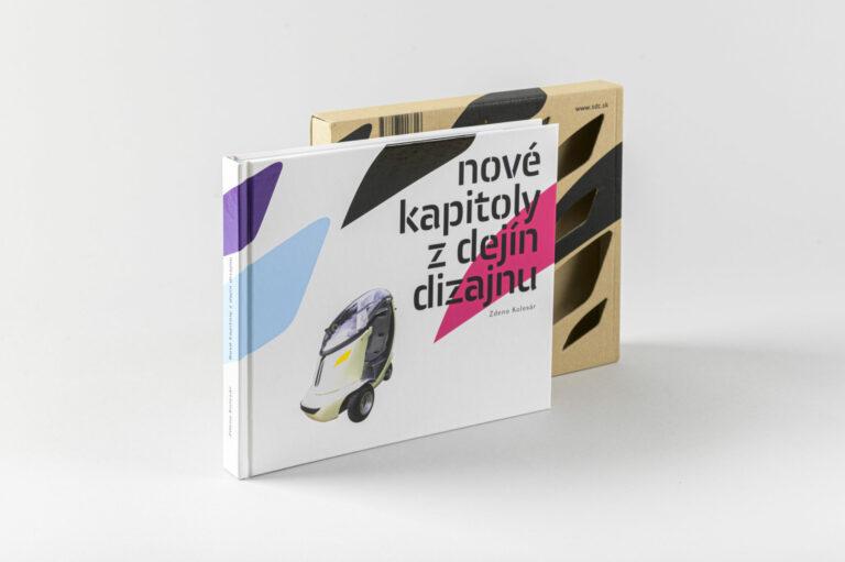 Nové kapitoly z dejín dizajnu (Z. Kolesár). Foto: Adam Šakový