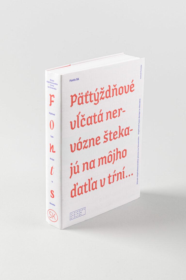 FONTS SK/Dizajn digitalizovaného písma na Slovensku (S. Čarnoký). Foto: Adam Šakový